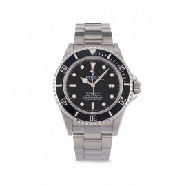 Rolex 2007 pre-owned Sea-Dweller 40mm - Black