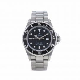 Rolex 2008 pre-owned Sea-Dweller 40mm - Black