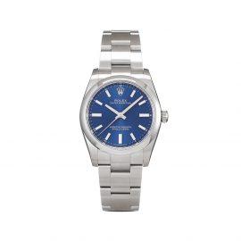 Rolex 2020 unworn Oyster Perpetual 34mm - Blue