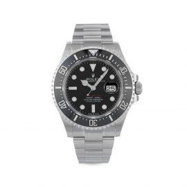Rolex 2021 unworn Sea-Dweller 43mm - Black