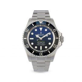 Rolex 2021 unworn Sea-Dweller Deepsea 36mm - Blue