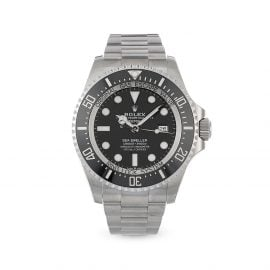 Rolex 2021 unworn Sea-Dweller Deepsea 44mm - Black