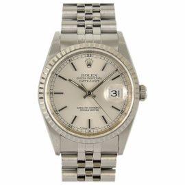 Rolex Datejust 31mm Silver Steel Watch for Men