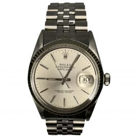 Rolex Datejust 36mm Steel Watch for Men