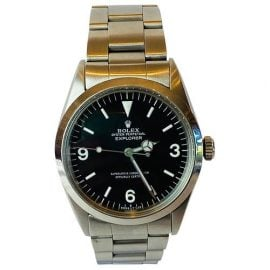 Rolex Oyster Perpetual 36mm watch - Silver, Silver