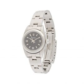 Rolex Oyster Perpetual wristwatch - Silver