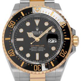 Rolex Sea-Dweller 126603, Baton, 2020, Very Good, Case material Steel, Bracelet material: Steel
