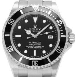 Rolex Sea-Dweller 16600, Baton, 2006, Very Good, Case material Steel, Bracelet material: Steel