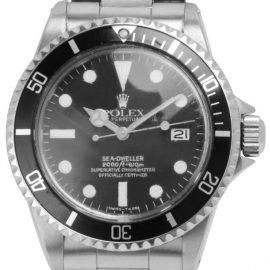 Rolex Sea-Dweller 1665, Baton, 1967, Good, Case material Steel, Bracelet material: Steel