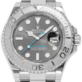Rolex Yacht-Master 116622, Baton, 2018, Good, Case material Steel, Bracelet material: Steel