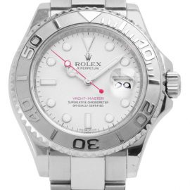 Rolex Yacht-Master 16622, Baton, 2008, Used, Case material Steel, Bracelet material: Steel