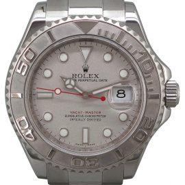 Rolex Yacht-Master 16622, Baton, 2009, Very Good, Case material Steel, Bracelet material: Steel