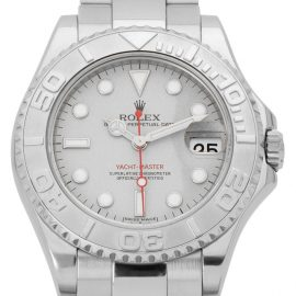 Rolex Yacht-Master 168622, Baton, 2010, Used, Case material Steel, Bracelet material: Steel
