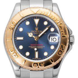 Rolex Yacht-Master 168623, Baton, 2002, Good, Case material Steel, Bracelet material: Steel