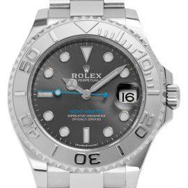Rolex Yacht-Master 268622, Baton, 2021, Good, Case material Steel, Bracelet material: Steel
