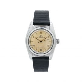 Rolex pre-owned Oyster Perpetual 34mm - Neutrals