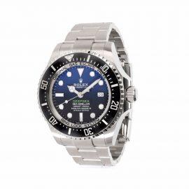 Rolex pre-owned Sea-Dweller Deepsea 48mm - Blue