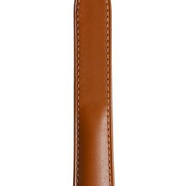 Ronde de Cartier Solo Leather Watch Strap/20MM
