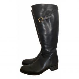 Rupert Sanderson Leather riding boots