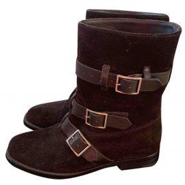 Saint Laurent Biker boots