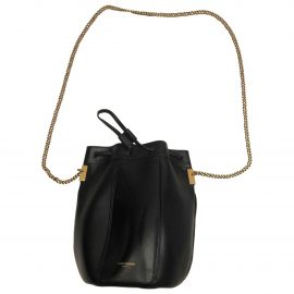 Saint Laurent Talitha bucket bag leather handbag