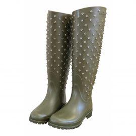 Saint Laurent Wellington boots
