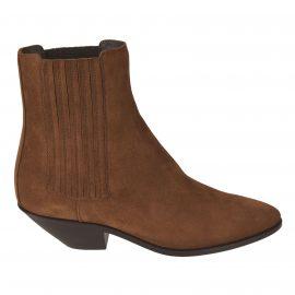 Saint Laurent West 45 Chelsea Boots