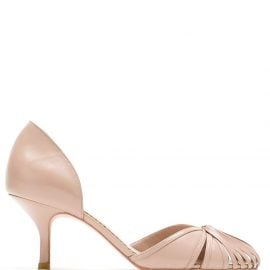 Sarah Chofakian Sarah leather pumps - Neutrals