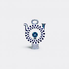 Sargadelos Tableware - Drinking Jug 'No.1' in Blue, Green 58% Caolin, 33% Cuarzo, 9ld