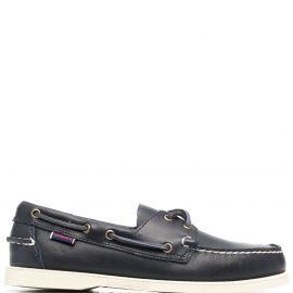 Sebago Docksides boat shoes - Blue