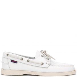 Sebago boat shoes - White