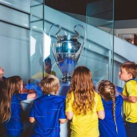 Self-Guided Tour of Stamford Bridge for a Family of Four
