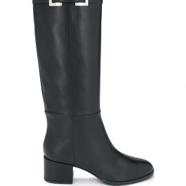 Sergio Rossi SR Prince knee-high boots - Black