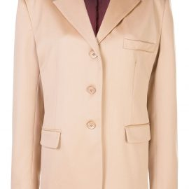 Sies Marjan Molly oversized blazer - Neutrals