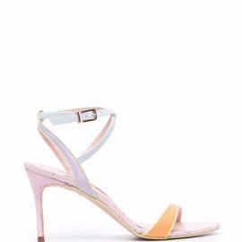 Sophia Webster Kamryn mid sandals - Orange