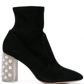 Sophia Webster Stella boots - Black