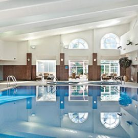 Spa Day with Afternoon Tea at The Belfry, West Midlands