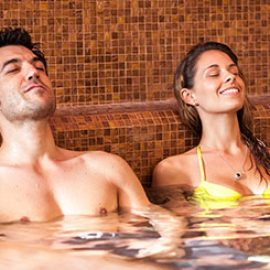 Spa Day with Afternoon Tea for Two at Lion Quays Hotel and Spa