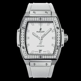 Spirit of Big Bang Titanium White Diamonds 39mm Watch