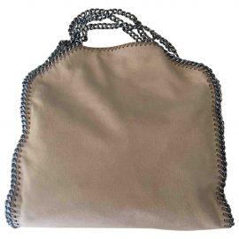 Stella Mccartney Falabella Beige Handbag for Women