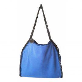 Stella Mccartney Falabella Blue Handbag for Women