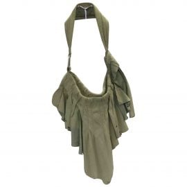Stella Mccartney N Beige Cloth Handbag for Women
