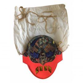 Stella Mccartney N Orange Cloth Handbag for Women