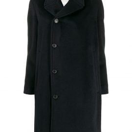 Stephan Schneider Sequoia double-breasted coat - Blue