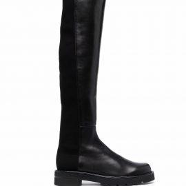 Stuart Weitzman 5050 Lift knee-high boots - Black