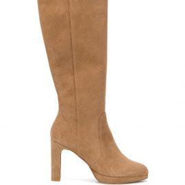 Stuart Weitzman Aleina Sue knee-high boots - Brown