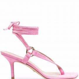 Stuart Weitzman Lalita 75mm sandals - Pink