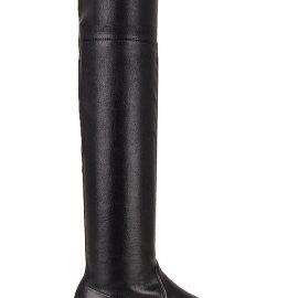 Stuart Weitzman Lowland Ultralift Over The Knee Boot in Black. Size 6, 7.5, 8, 8.5.