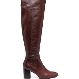 Stuart Weitzman Raylene knee-length boots - Brown