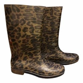 Stuart Weitzman Wellington boots